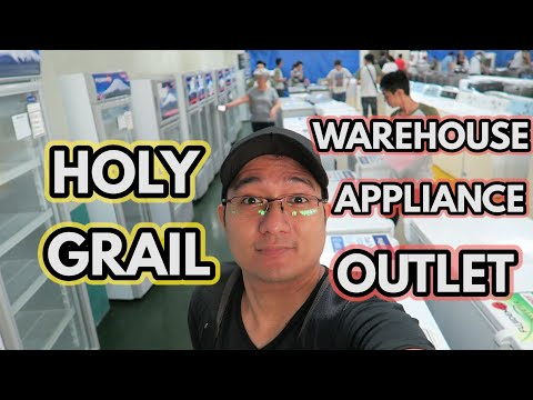 SECRET SHOP   WAREHOUSE SALE! : Secret Ng Mga Wise Shoppers! Whirlpool Warehouse Sale!   TRENDING