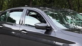 BMW X3 - Control the Windows by using Remote Key Fob