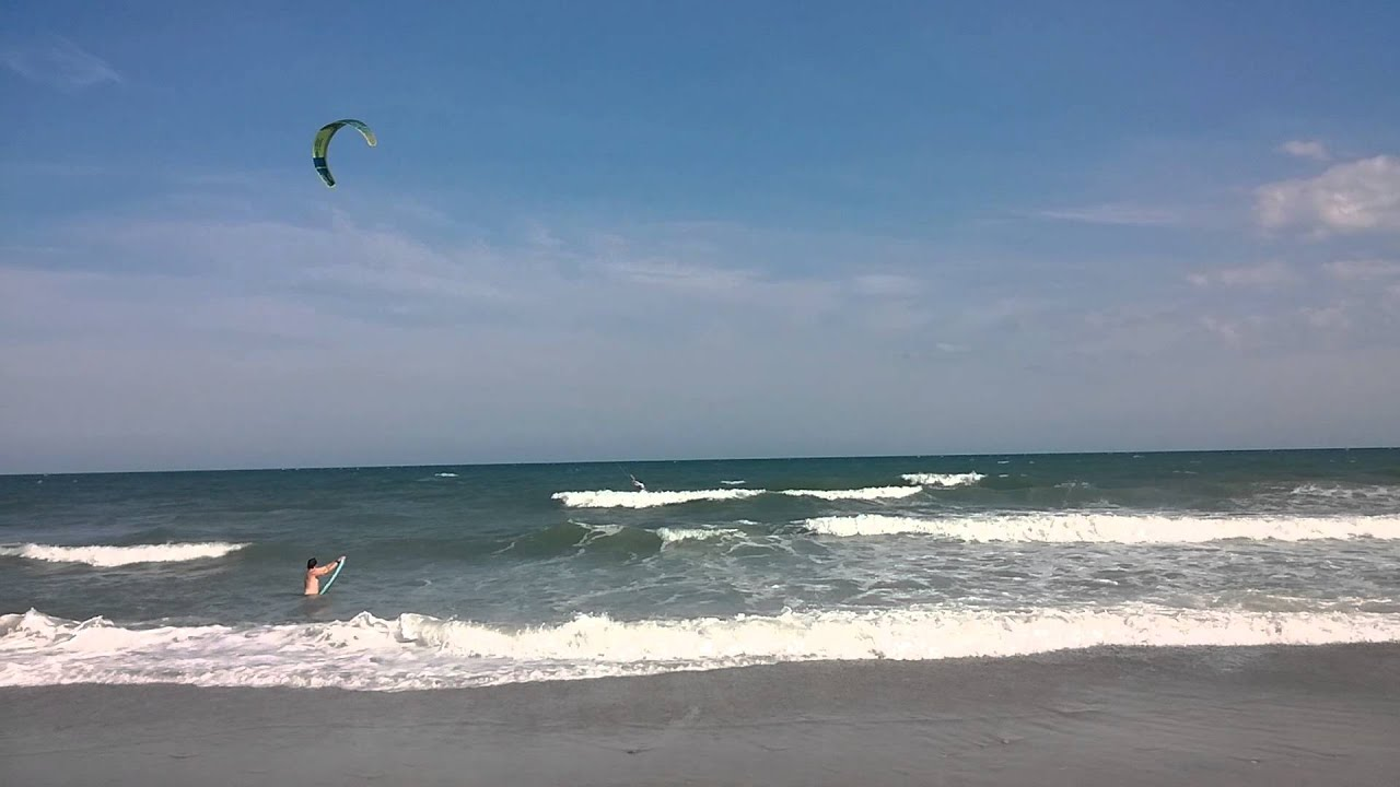Myrtle Beach Kite Boarding