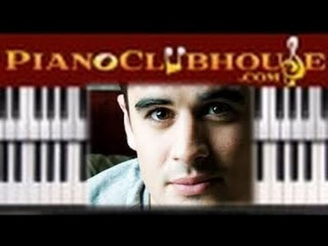 One Thing Remains Kristian Stanfill Easy Piano Lesson Tutorial