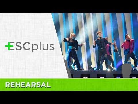 Eurovision 2018: Alexander Rybak - That † s How You Write A Song (Norway) | SF2 Dress Rehearsal 1