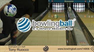 bowlingball.com DV8 Turmoil Hybrid Bowling Ball Reaction Video Review