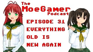 EVERYTHING OLD IS NEW AGAIN - Modern Homages to Classic Games | Episode 31 | The MoeGamer Podcast