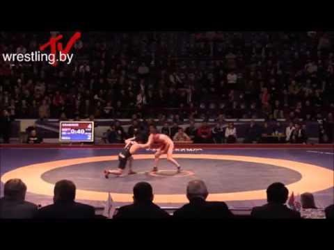Medved 57KG Gold medal match -  Reza Atri (Iran) vs Nodar Arabidze (Russia)