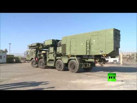 منظومة -إس 400- الصاروخية تصل بحرا إلى قاعدة طرطوس  - نشر قبل 2 ساعة