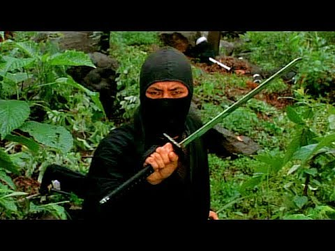 NINE DEATHS OF THE NINJA | Shô Kosugi | Martial Arts Movie | English | 武术 | 忍者 | 武术电影 | HD | 720p