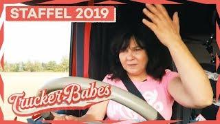 Annette ist nur am Fluchen! Sie hat die Schnauze voll! | Trucker Babes | kabel eins