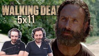 The Walking Dead Season 5 Episode 11 Reaction