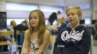 MITT VALG i barneskolen - Lions Røde Fjær 2015