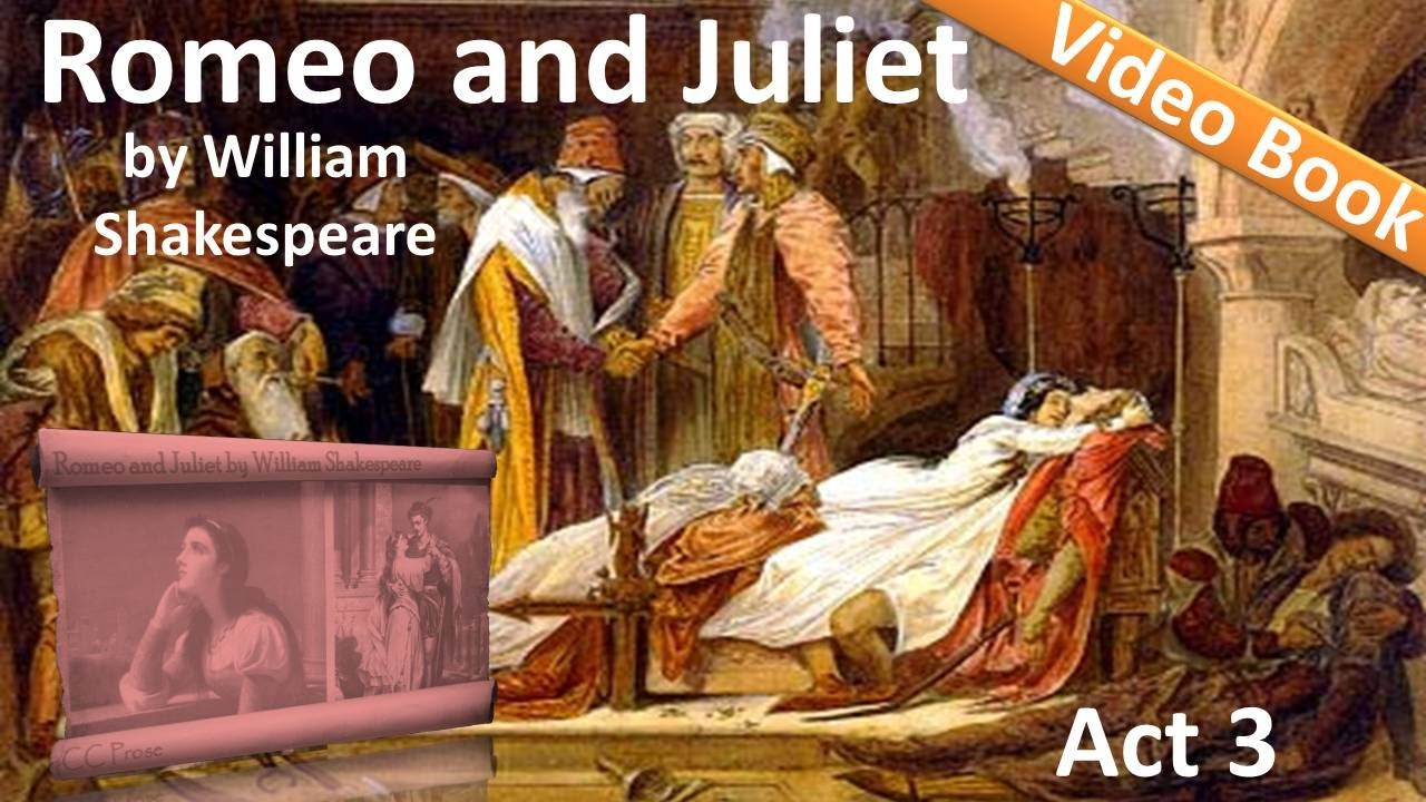 antithesis romeo juliet act 3 Start studying oxymoron, paradox & juxtaposition examples in the tragedy of romeo and juliet learn vocabulary act iii, scene 2 juliet.