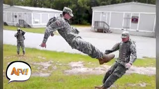★CRAZY Military Moments ★ , Army FAILS & Funny Soldiers , AFV 2019