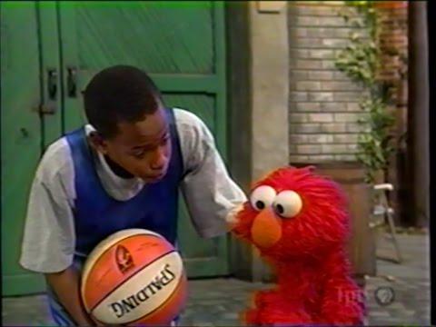 Sesame Street (#3814): Elmo Plays Basketball with Miles |