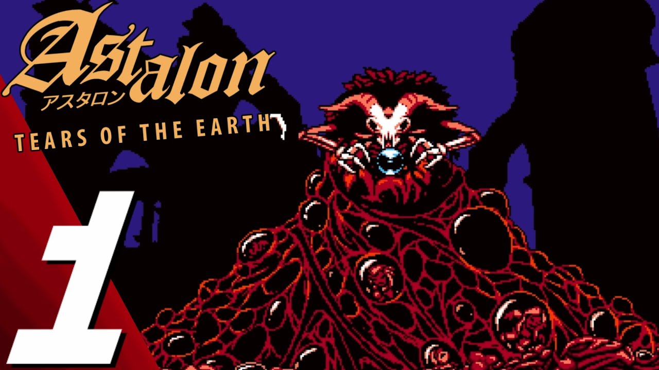 Download Astalon: Tears of the Earth | Full Game Part 1 Gameplay Walkthrough (No Commentary)