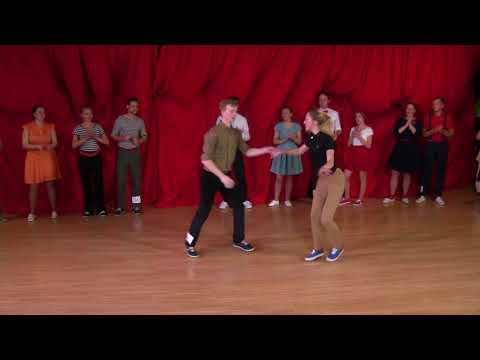 Петрянин Евгений & Брюквина Кристина — BW C-Class Finals at Sultans of Swing 2017