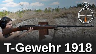 Minute of Mae: Mauser Tankgewehr M1918
