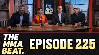The MMA Beat: Episode 225 (UFC 236 Recap, Rich Franklin Joins UFC HOF, UFC St. Petersburg)