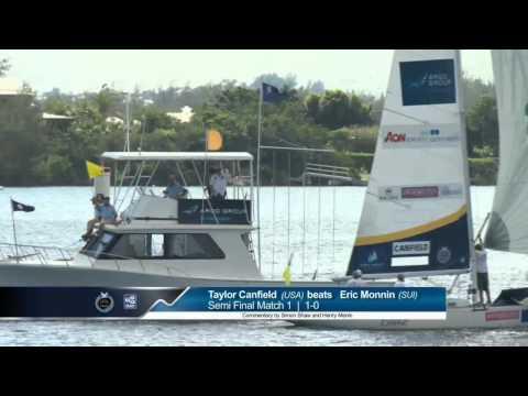 Argo Group Gold Cup 2012 - Semi Final Highlights