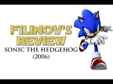 А.Филинов - Обзор на игру Sonic The Hedgehog (2006)