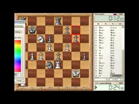 [Chess] Grandmaster Hikaru Nakamura playing on ICC Part 1