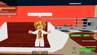 The story about Caramel and Aurelia (Chapter 1)(Roblox Roleplay)