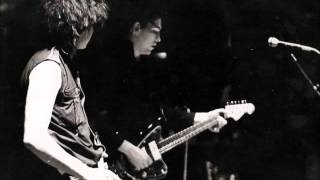 The Cure - A Short Term Effect live 1982 c
