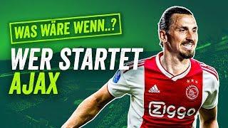 Ajax Amsterdam mit Ibrahimovic, Eriksen und Sanchez! Was wäre wenn..?