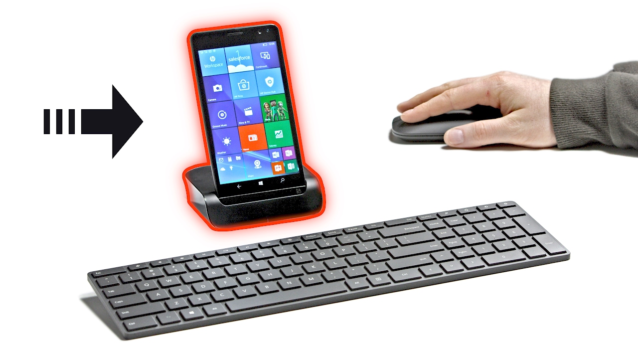 Is It A Phone, A Laptop, Or A PC? - YouTube