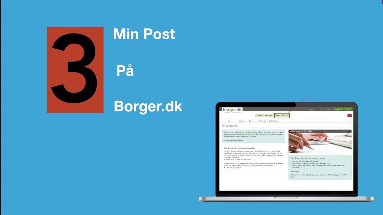 IT & Ældre - 24.11.14 - Min Post på borger.dk - YouTube