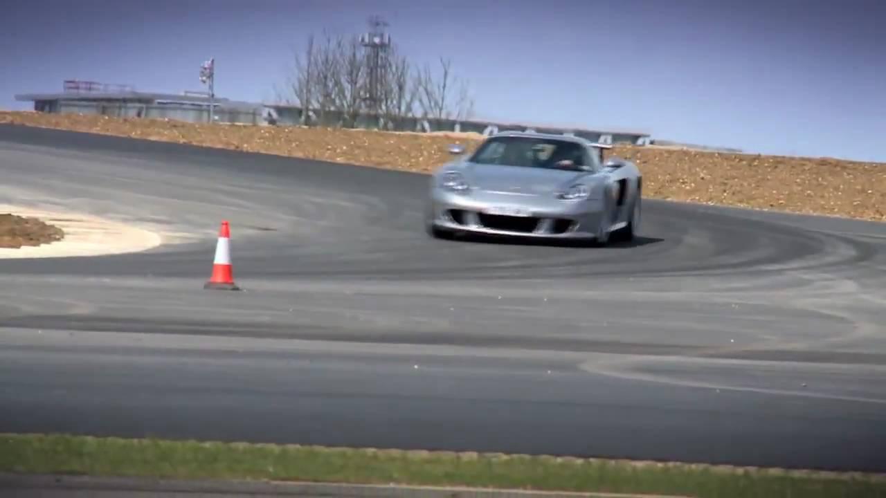 Carrera GT x 15: Porsche Experience TV