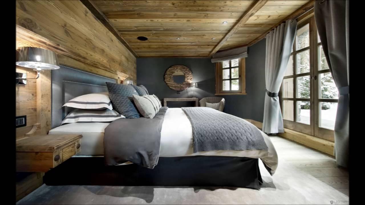 Luxury Wooden Chalet Interior Design Ideas - YouTube