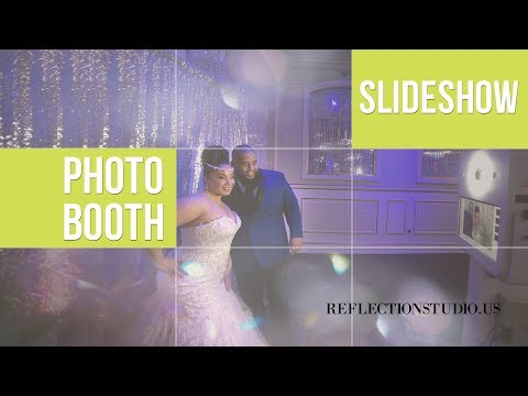 Wedding Booth Slideshow