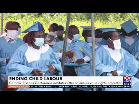 Child Labour: Catholic Bishops Conference institutes c'ttee to ensure rights protection (16-9-21)