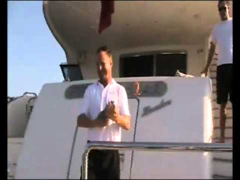 Yachting Pages Testimonial From Chef on M/Y Firenze Star During Monaco Yacht Show 2009