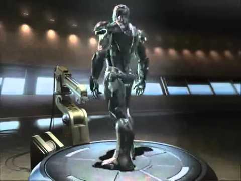 Iron Man - Mark II suit