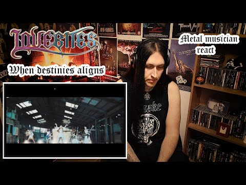 Metal Musician react to LOVEBITES - When destinies aligns