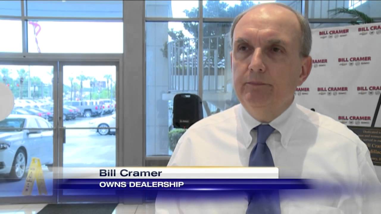 bill cramer gm dealership celebrates 50th anniversary - youtube