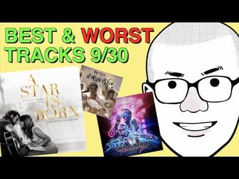 Weekly Track Roundup: 9/30 (Lady Gaga & Bradley Cooper, Muse, Kodak Black, BBNG)