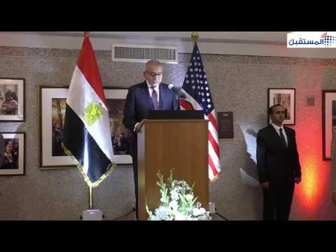 Egyptian Armed Forces Day Reception October 4th,2016 Egyptian Embassy Washington DC