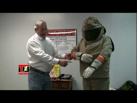 2012 Arc Flash Warning Labels, PPE, And Voltage Rated Tools