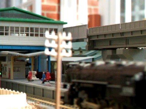 Kato N Gauge Model railway Layout model railway