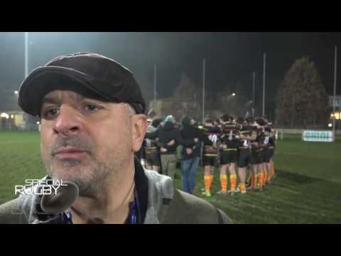 161209 puntata Special Rugby  Fiumi vs Lume best of