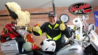 Watch this BEFORE you pack your motorcycle - MCrider Touring Series
