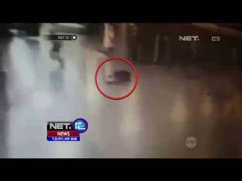 Detik-detik Insiden Terjadinya Ledakan Bom Bunuh Diri di Turki - NET12