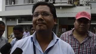 CM Shri Conrad K. Sangma's interview after winning 2018