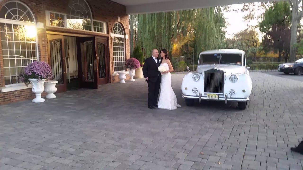 Action Limo Rolls Royce NJ Wedding