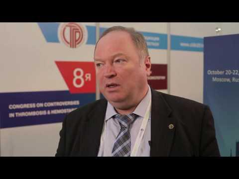 Е.Б. Жибурт о 3 Всемирном Конгрессе Controversies in Thrombosis and Hemostasis