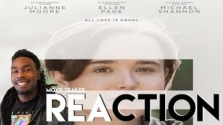 Freeheld Official Trailer REACTION