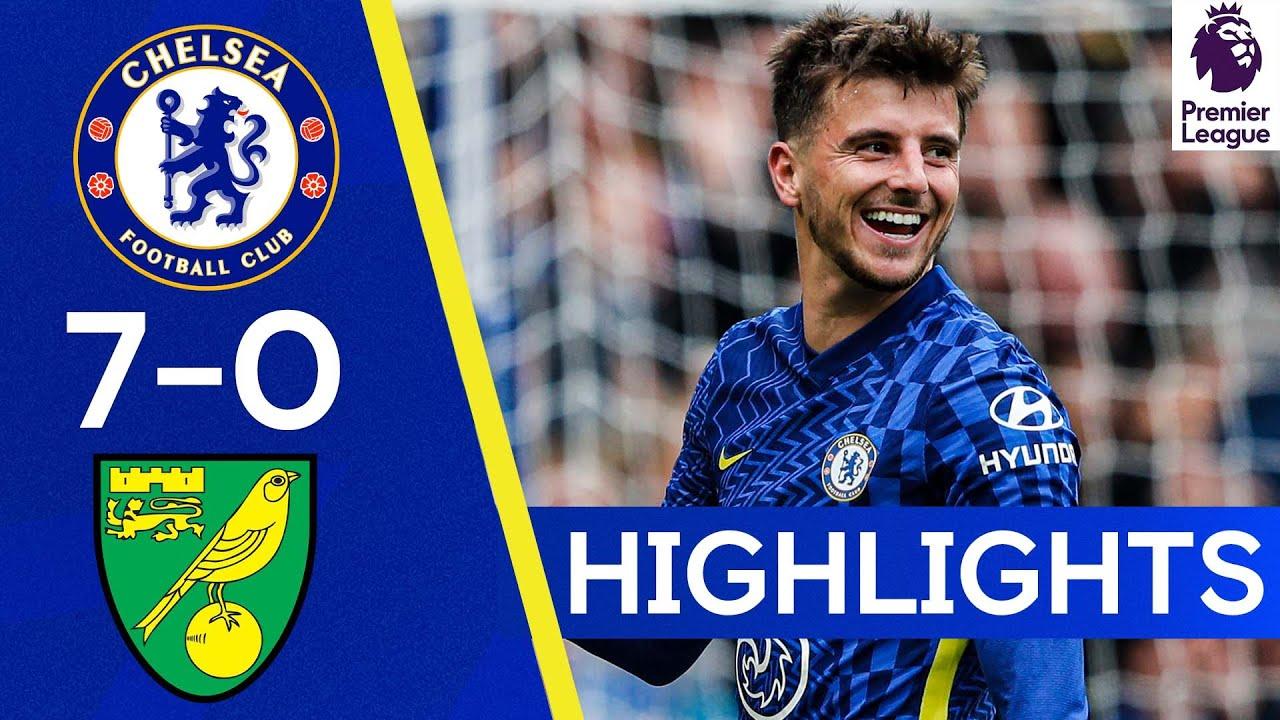 Download Chelsea 7-0 Norwich | Cobham's Finest Score 7 at the Bridge! | Premier League Highlights