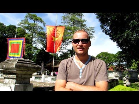 W Japonkach przez Wietnam #10 - Zwiedzanie Wietnamu