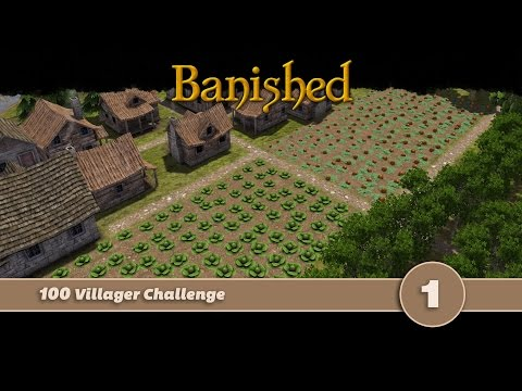 Banished - 001 : Moon Bear Let's Play